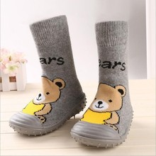 Brand baby Girl Boy Shoes Newborn Moccasins attipas same design Anti-slip toddler footwear breathable 8 style kids boot(China)
