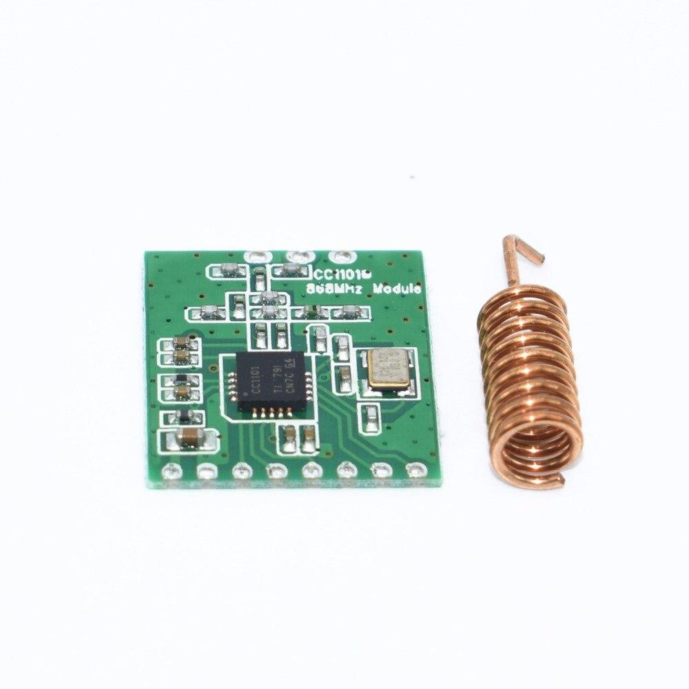 Cc1101 433mhz Wireless radio RF transciever módulo fhem cul Raspberry Arduino