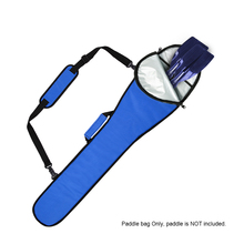 Kayak Paddle Bag Long Kayak Boat Canoe Paddle Storage Bag Holder Pouch Cover Rowing Boat Kayak Accessories Surfing Boat Canoe(China)
