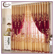 byetee Modern luxury curtain Living Room bedroom shade finished Product Free Shipping Quality Kitchen Window curtains