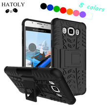 HATOLY For Cover Samsung Galaxy J7 2016 Case Rubber Silicone Phone Case for Samsung Galaxy J7 2016 Cover for Samsung J7 2016 ]<