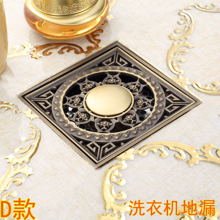 Online Buy Wholesale Square Shower Drain Cover From China Square - Decorative square shower drain cover