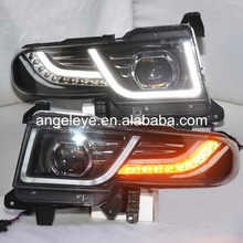 2007-2014 year TOYOTA FJ Cruiser LED headlights Front Lamp Bi Xenon Projector YZ - YONGHONG Store store