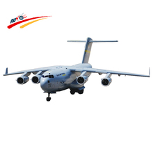 RC Plane GlobalMaster C17 Airplane 4CH 55cm EDF 2.4G Radio Control US Army Transporter Professional Aircraft Model Toy
