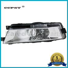 For Skoda Rapid 2013 2014 2015 2016 New Front Right Side Halogen Fog Light Fog Lamp With Bulb White Reflecting Frame Car Styling