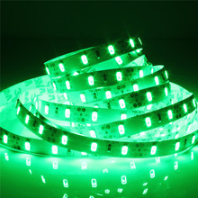 Mising Waterproof IP65 5630 SMD 5M 300 LED Strip Light DC 12V 120 degrees Security Lighting For Decoration(China)