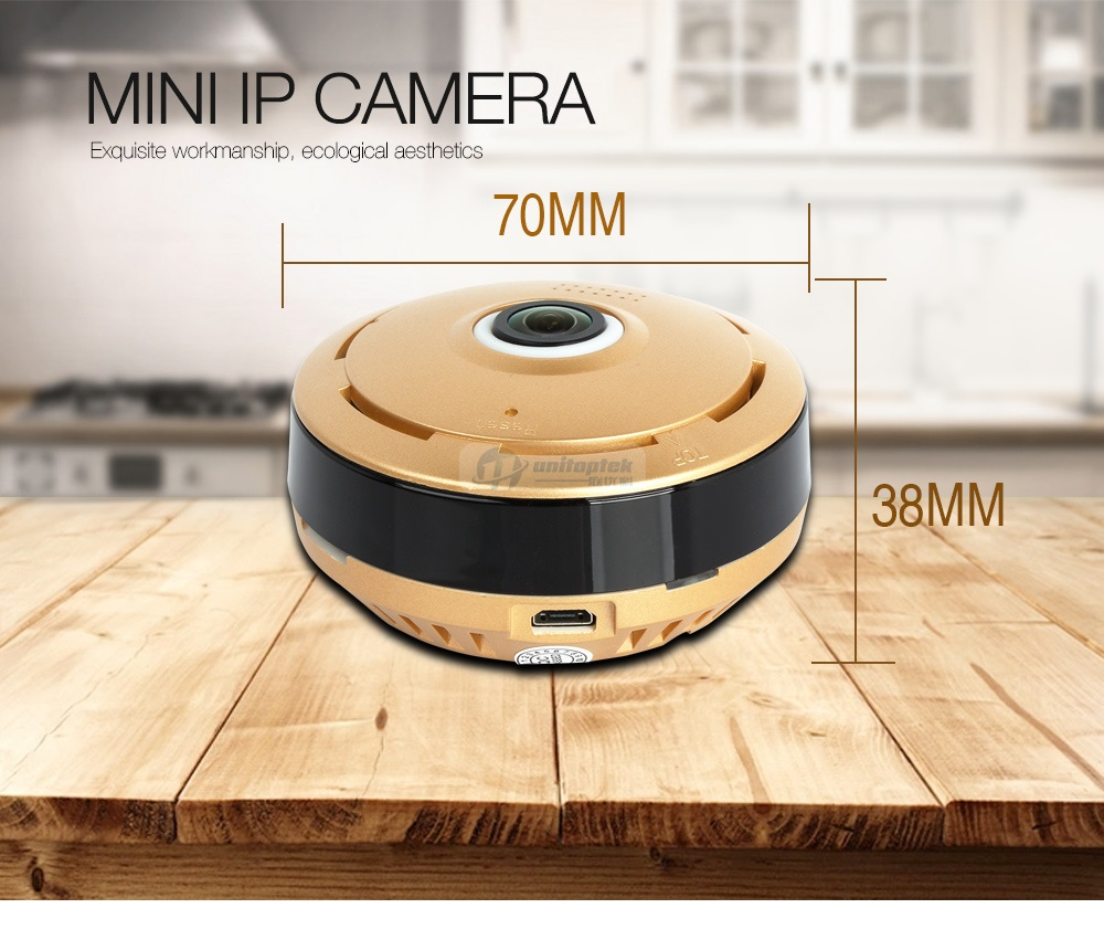baby monitor 3D VR IP CAMERA WI-FI fisheye V380 (10)