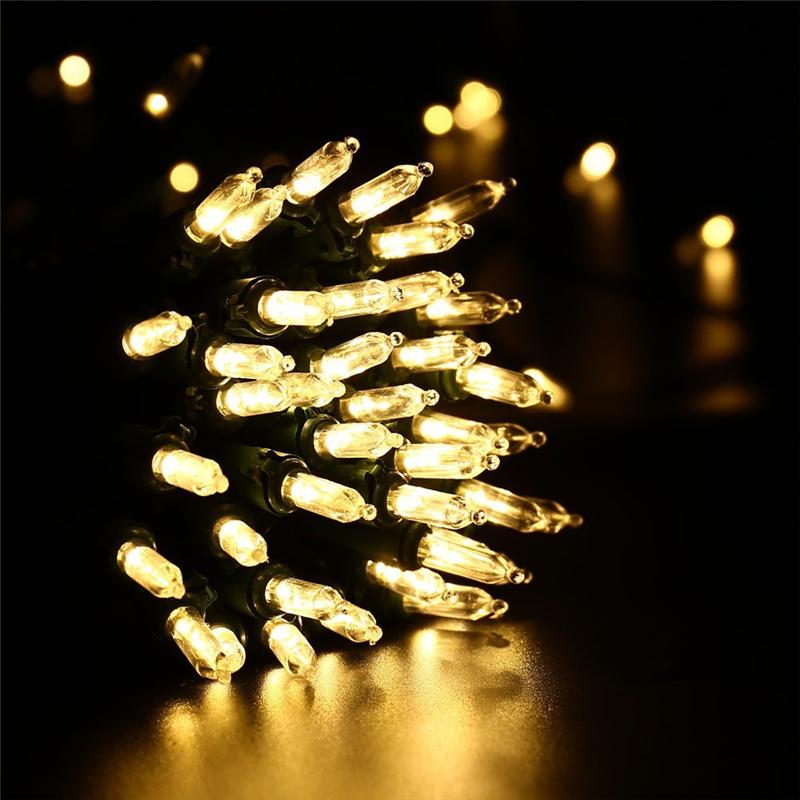 200 LED mini string lights  (3)