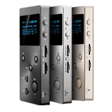 2016 NEW XDUOO X3 Professional Lossless Music MP3 Player HIFI Audio Music Player with HD OLED Screen Support 256GB TF Card Black