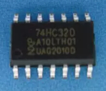 100 pieces / lot  74HC32 74HC32D SN74HC32D SOP14 Forty-two-input AND gate