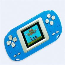 Children Handheld Game Consoles Children's 8BIT Handheld Game Built-in 203 Different Classic Games Color Tetris juegos Wholesale