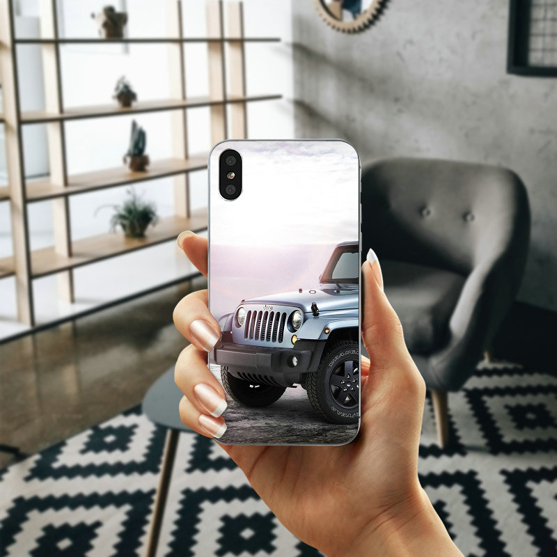 8+ 5S 6 5 6S+ X Jeep Wangler iPhone case XS,XS Max,XR 5C 6S 7 5SE 4S 8 7+ 6+ 4,