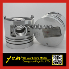 For Mitsubishi diesel engine parts S4Q S4Q2 piston kit+ bearings+ gasket set + turbo + oil pump +water pump