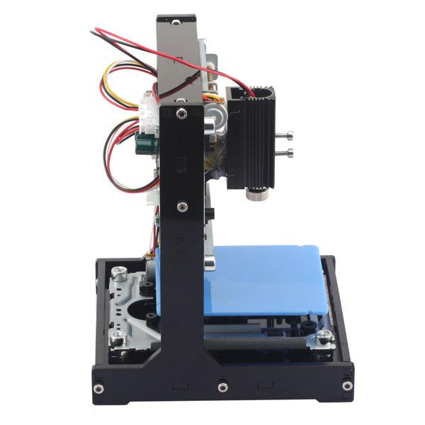DIY NEJE DK-5 Pro Fancy Laser Engraving Laser Printer Machine 5V 500mW for Hard Wood Plastic Support Win 7 XP 8 Mac System (5)