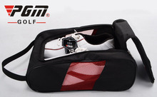 PGM genuine men's and women's golf shoes bag breathable convenient nylon golf sports bag four color