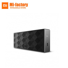 Buy Original Xiaomi Speaker Square Box Bluetooth Speaker Wireless Stereo Mini Bluetooth 4.0 Portable Speaker IPhone Android for $21.48 in AliExpress store