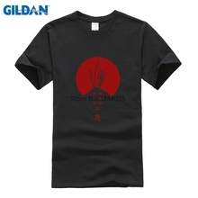 Gildan Tshirt Cotton Lord Of Rings Breaking Bad T-Shirt Seven Samurai Dry Fit T Shirt Men China Rendering O-Neck(China)
