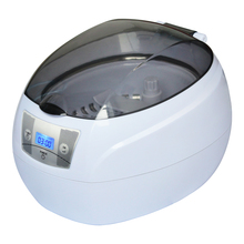 Ultrasonic Bath Cleaner 0.75L Tank Baskets Jewelry Watches Injector Ring Dental PCB 35W 42kHz Digital Mini Ultrasonic Cleaner(China)
