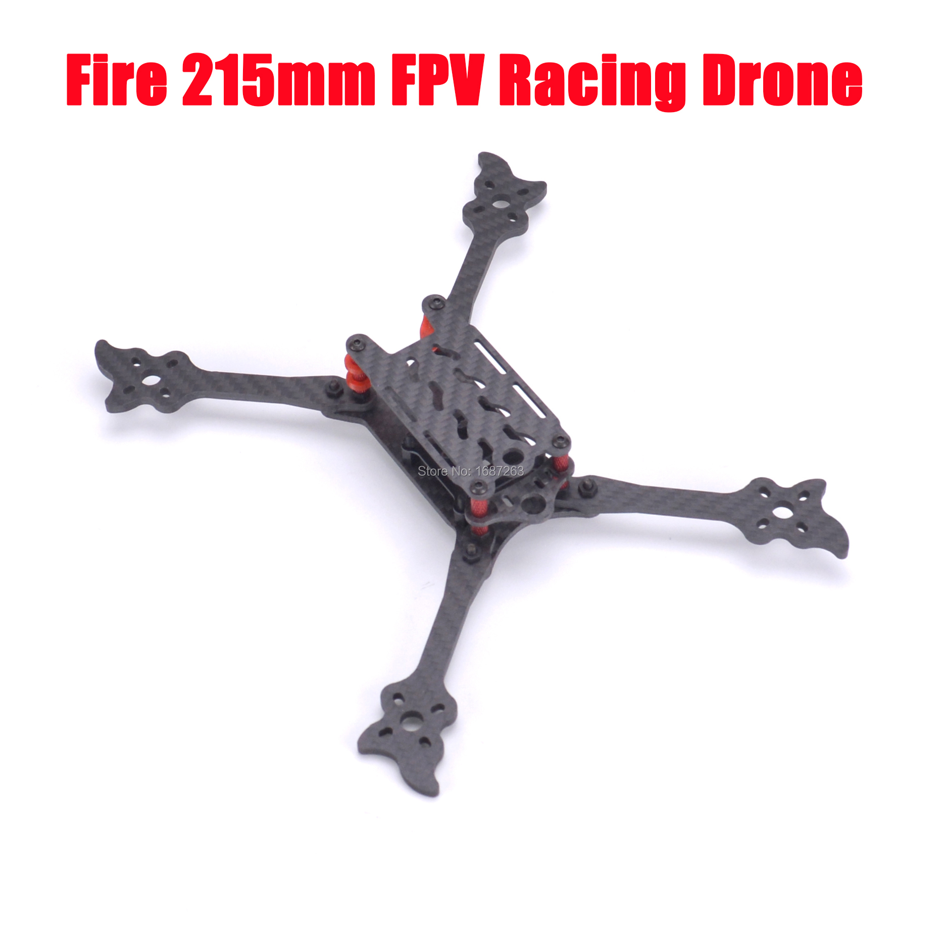 Fire 215mm FPV Racing Drone (1)