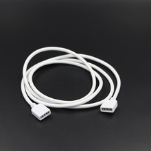 4 PIN RGB led connector Extension Cable cord Wire + 4pin connectors 1M 2M 5M 30cm for SMD 5050 3528 RGB LED Strip light(China)