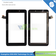 For Lenovo IdeaTab A2107 A2207 Tablet Touch Screen Panel Digitizer Glass Lens Repair Replacement Parts With Tracking Number