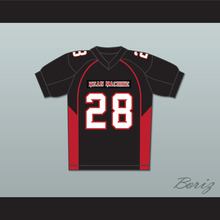 28 Lewis Mean Machine Convicts Football Jersey(China)