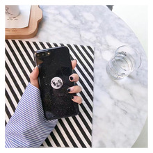 Buy Shiny stars Planet TPU phone Cases iphone 7 7plus Glossy Soft TPU case iphone 6 6s 6plus 6SPlus back cover for $3.98 in AliExpress store