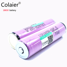 Colaier 1Original Samsung protected 18650 2600mAh rechargeable battery ICR18650-26FM 3.7V PCB - Direct Sales Store store