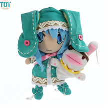 "OHMETOY Date A Live Yoshino Hermit Stuffed Plush Doll Anime Rabbit Kids Toys Cuddly Cartoon Approx 12"" Anime Juguetes Brinquedos(China)"