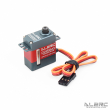 ALZRC Devil 380 480 Helicopter Parts 450 CCPM Micro Digital Metal Servo RCS-DS452MG(China)
