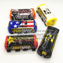 "Protaper Rockstar 1 1/8"" Handlebar Fat Bar Pad Slider Grip For CRF RMZ KTM YZF ATV Dirt Pit BikeMotorcycle Motocross Enduro SM"