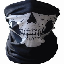 Halloween Horror Skull Mask Tease Party Props Festive Supplies Masquerade Devil Scary Bloody Bane Airsoft mask Halloween Easter(China)