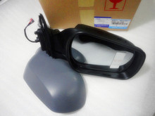 For Mazda 6 side mirror m6 side mirror rear view mirror line electric folding(China)