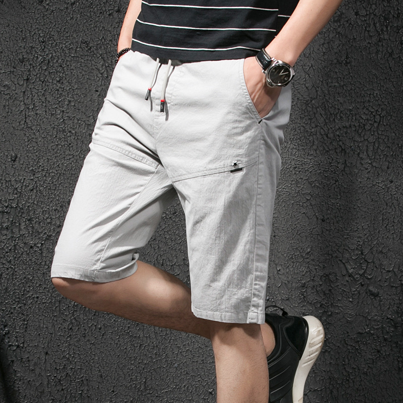 summer men's Korean casual shorts, men's thin  trousers, shorts,
