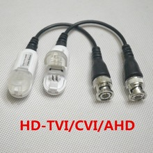 CCTV HD Video Balun Transceiver Twisted 1Channel BNC Passive Transceivers For AHD TVI CVI 720P 1080P Camera