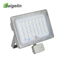 UPGRATE 100W PIR Infrared Motion Sensor LED Flood Light 220V-240V 12000LM PIR Motion Sensor Lamp IP67 Waterproof Outdoor Light(China)