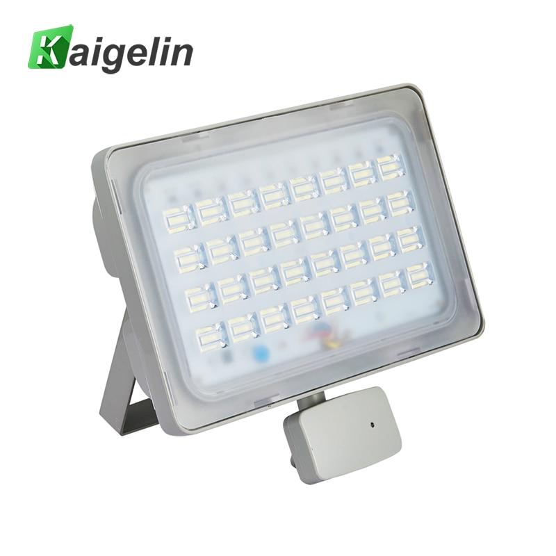 UPGRATE 100W PIR Infrared Motion Sensor LED Flood Light 220V-240V 12000LM PIR Motion Sensor Lamp IP67 Waterproof Outdoor Light<br>