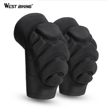 WEST BIKING Elbow Pads Extreme Sports Elbow Protector 1Pair Skiing Soccer Football Volleyball Thickening Cycling Bike Elbow Pads