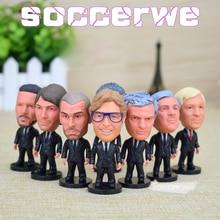 Soccer Football Coach [14PCS + Display Box] Figurine 2.5