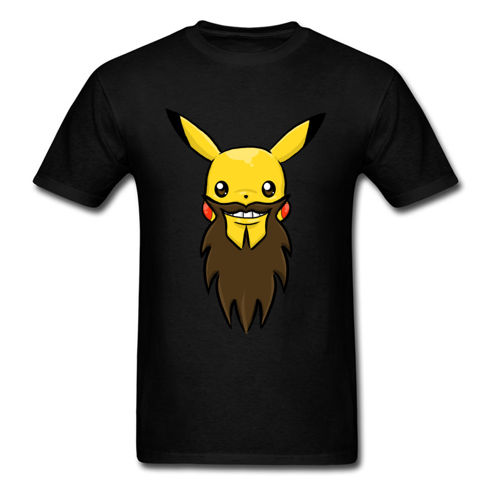 Happy Pika Beard_black