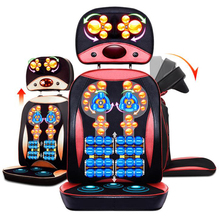Cervical spine massager neck lumbar back massage cushion household pillow multi-functional chair cushion /110905