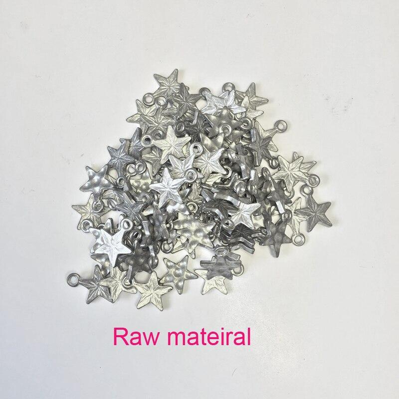 A Raw mateiral