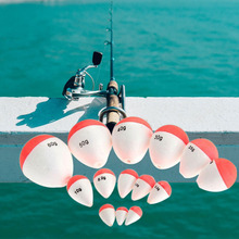 Nice 14 piece Fishing Floats Set 2g-60g High Quality Sea Fish Float with Sticks Fishing Tackle Accessory(China)