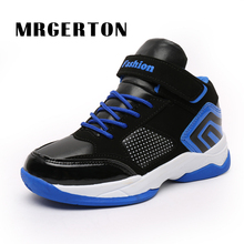 Basketball Shoes For Men Breathable  Athletic Sneakers Wear Resistant Non-slip Mid Upper Sports Training Shoes MR31520