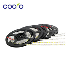 SMD 2835 Flexible LED Strip 120led/m 600Leds White Warm White Blue Green Red 12V Non-Waterproof  brighter than 3528 strip,5m/lot