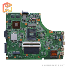 Original new laptop motherboard for asus X53S A53S K53SJ K53SC P53S K53SV REV:3.1 USB3.0 GT540M 2G 60-N3GMB1000-E02 mainboard