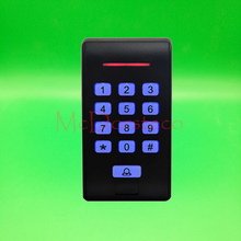 New Rfid Access Control 125Khz EM ID Keypad Single Door Access Control system with Wiegand 26 bit In/Output(China)