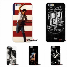 For Huawei G7 G8 P7 P8 P9 Lite Honor 4C Mate 7 8 Y5II Bruce Springsteen signed star Ultra Thin Rubber Silicone Phone Case