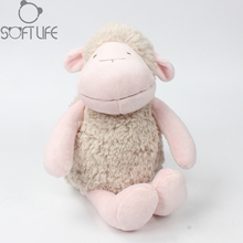 35CM Lovely Sheep Plush Doll Toys Stuffed Animals Education Soft Baby Cartoon Toys For Kids  Birthday/Xmas Gift Brinquedos Dolls
