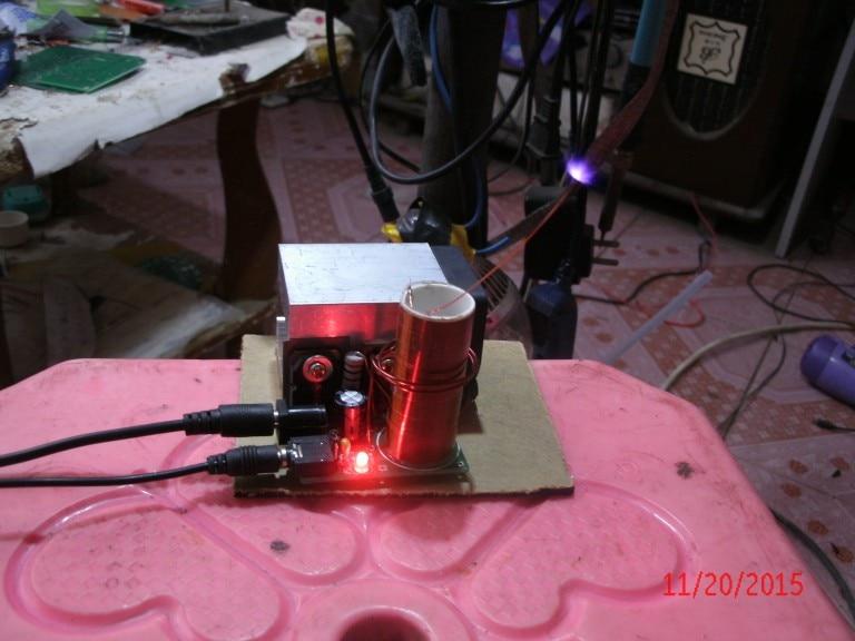 Tesla coil music<br>